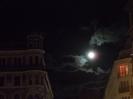 Nachthimmel am Stefansplatz