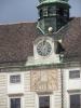 Mondphase, Uhr & Sonnenuhr in der Hofburg